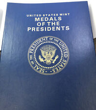 United States Mint MEDALS OF THE PRESIDENTS Washington-Reagan 40 COIN Set