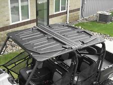 Quadboss Hard Top 2 Piece Roof Kawasaki Mule 3010 4010 Trans 2005-2017