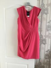 Next Beautiful Smart Cocktail Party Wedding Dress in Pink Colour 14/42 New+Tags