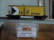 Micro Trains 31' Bay Window Caboose CP Rail,Stock # 130-00-160, Road # 437265