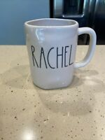Rae dunn RACHEL  Large Coffee Mug By Magenta