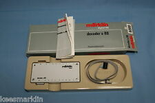 Marklin 6088 Decoder S 88 + Cable