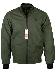 Hugo Boss Men's Jacket - Extra Slim Fit - BOSS ORANGE - Dark Green