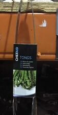 """Chef Aid Food Tong, Stainless Steel 9"""""""