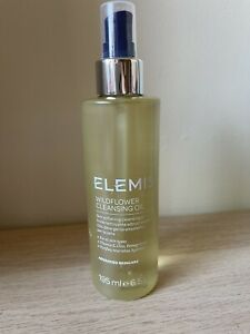 Elemis Wildflower Cleansing Oil 195ml Unboxed ~ Free P&P