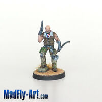 Roger Van Zant, Capt. 6th Airborne MASTERS6 Infinity painted MadFly-Art