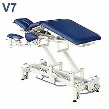 Everyway4all CA100 Blue 7 Section Chiropractic physical therapy treatment Table