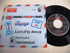 VOYAGE  Let's Fly Away  1SP