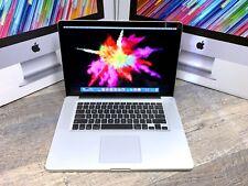 Apple MacBook Pro 15 inch | Intel Core i7 3.3Ghz | 8GB RAM | 750GB | OSX-2015