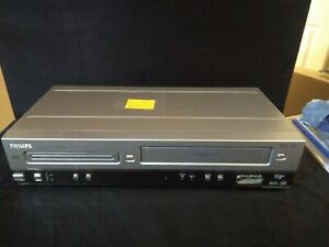 Philips DVD750VR DVD Player & VCR - VCR Has Issues, DVD Works Fine