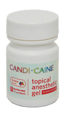 House Brand AN306 Candi-Caine Topical Benzocaine Gel 1oz Raspberry