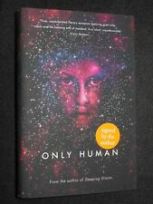 SIGNED/NEW - Only Human: Themis Files Book #3 - Sylvain Neuvel - 2018-1st - HB