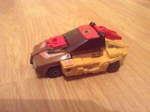Transformers G1 Chromedome figure.