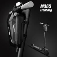 For Xiaomi Mijia M365 Electric Waterproof Scooter Head Handle Front Storage Bags