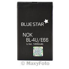 BATTERIA ORIGINALE BLUE STAR 1200mAh LITIO PER NOKIA  6600 SLIDE 6600I ASHA 300
