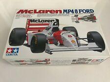 Tamiya 1/20 McLaren MP4/8 with Marlboro decals