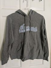 Aeropostale Gray Hoodie Tomboy Fit Medium Jacket Sweatshirt