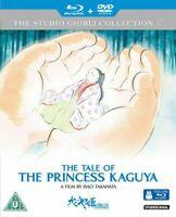 The Tale Of Principessa Kaguya - Edizione per Collezionisti Blu-Ray + DVD Nuovo