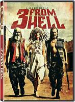 3 FROM HELL DVD BRAND NEW FACTORY SEALED HORROR MOVIE ROB ZOMBIE 2019 CULT GORE