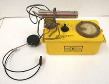 WWII GEIGER COUNTER by Anton Electronic Labs Civil Defense ODCM V-700 Model 6