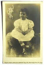 Cartolina Originale S.A.R. Iolanda Margherita Principessa Di Savoia