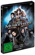 Die drei Musketiere DVD neu/ovp, Steelbook, Milla Jovovich, Orlando Bloom, 3