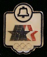 Rare Vintage 1980 LAOC 1984 Los Angeles Olympics AT&T Bell Lapel Pin! WPIN193