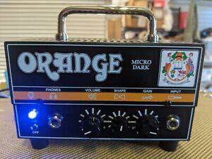 Orange Micro Dark Tube Pre Guitar Amp