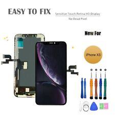 Pantalla Completa LCD (TFT) Digitalizador Táctil reemplazo para iPhone XS Negra