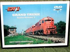 "n060 TRAIN VIDEO DVD DT&I  ""GRAND TRUNK SERIES"" VOL. 4  1985-95"