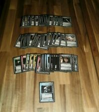 Star Trek CCG Alternate Universe Full Set plus Common and Uncommon Cards