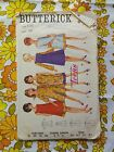 BUTTERICK 4425 sewing pattern CHECKED / COMPLETE 1960s vintage retro dress