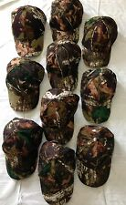 10 pcs 5 LED Lighted Camouflage Cap  Perfect For Outdoor >>>>>> USA SELLER