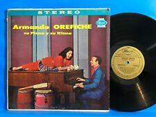 """ARMANDO OREFICHE SU PIANO Y SU RITMICA """"Priquitin Pin Pon""""  LP PANART USA"""