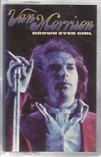Van Morrison - Brown Eyed Girl (and Blue Eyed Soul) [Cassette, 1998, Sony] NEW!