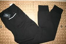NEW HUGO BOSS BLACK SELECTION TRACKSUIT PANTS TROUSER GYM BOTTOMS JOGGERS MEDIUM