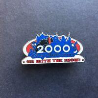 MGM Studios - On With The Show! 2000 - Fantasmic - Disney Pin 4