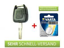 OPEL clé REMPLACEMENT BOÎTIER VIERGE Vectra B Omega B Zafira Astra G CDTI
