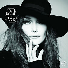 French Touch Carla Bruni Audio CD & Fast Delivery