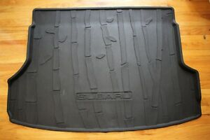 OEM Genuine Subaru Forester Rubber Cargo Tray Liner Trunk Mat 2019-2020