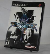 Soul Calibur II PS2 Black Label Playstation No Demo Disc Namco