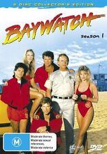 Baywatch : Season 1 (DVD, 2007, 6-Disc Set) - Region 4