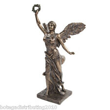 Reconstructed Winged Victory Statue Greek Goddess Nike of Samothrace Figurine