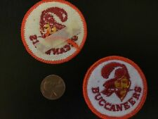 "Tampa Bay Buccaneers 2"" Patch Football"