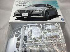 Aoshima 08454 1/24 The best Car #01 AWS210 Crown Royal Saloon hybrid Kit japan