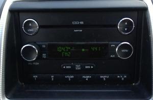 2008 LINCOLN MKX AM FM Radio Receiver MP3 CD Player 8T4T-18C815-DB OEM 08