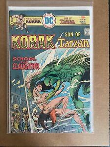 Korak son of Tarzan #59 Bronze Age DC I Combine Shipping!