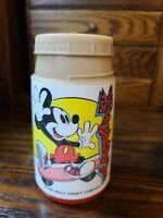 Walt Disney Mickey Mouse Vintage Thermos