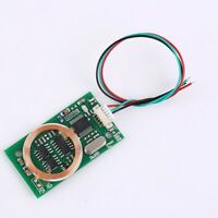 Dual Frequency UART Wireless RFID Reader 13.56MHz 125KHz for IC/ID/Mifare Card