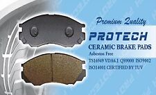 Protech Ceramic Front Brake Pads Fit 2013-2017 NISSAN ALTIMA LEAF PCD1650